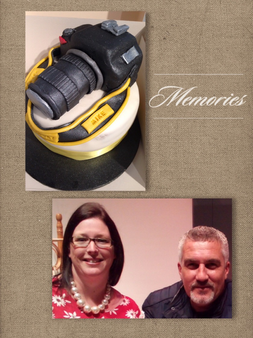 photo of Lisa and Paul Hollywood